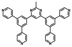 chemical structure of b4pympm