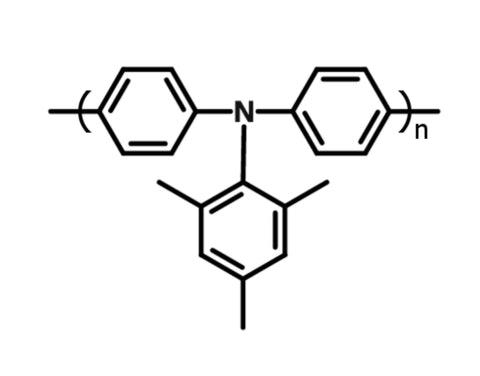ptaa poly(triaryl)amine chemical structure