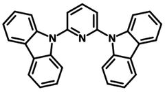 chemical structure of PYD-2Cz