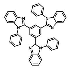 TPBi Chemical Structure