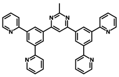 chemical structure of B2PymPm
