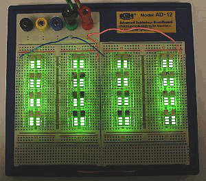 Breadboard of substrates