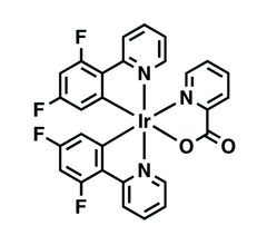 chemical structure of FIrpic