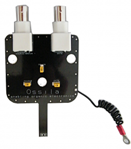 High density two-point probe head