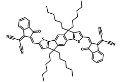 Chemical structure of IDIC, NFAs