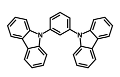 chemical structure of mCP