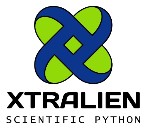 Xtralien Scientific Python