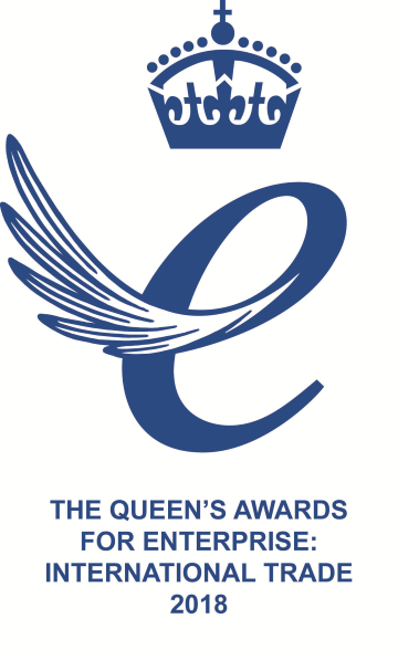 Queen's Award for International Trade 2018 - Ossila Ltd