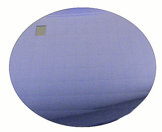 Silicon oxide wafer - 8 inch (200 mm)