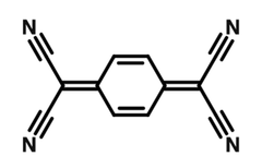 chemical structure of TCNQ