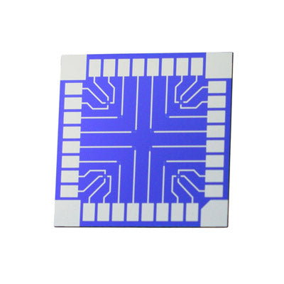 Platinum FET Test Chips (Optimized for 2D materials)