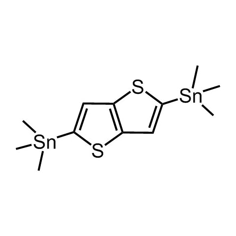 2,5-bis(trimethylstannyl)-thieno[3,2-b]thiophene