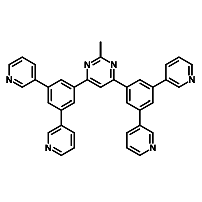 chemical structure of B3PymPm