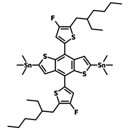 BDTTDFSn chemical structure