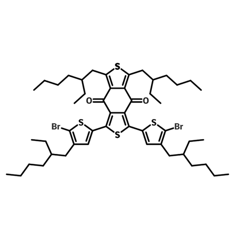 Benzo[1,2-c:4,5-c']dithiophene-4,8-dione-2ThBr-2EH