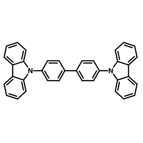 CBP - 4,4′-Bis(N-carbazolyl)-1,1′-biphenyl