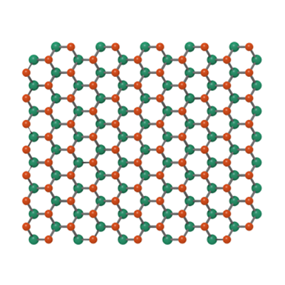 Hexagonal Boron Nitride Monolayer Film - h-BN
