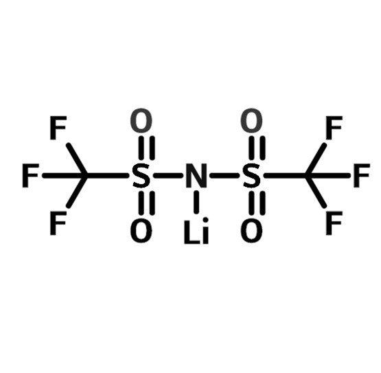 chemical structure of litfsi