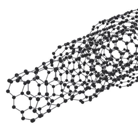 Multi-Walled Carbon Nanotube Chemical Structure