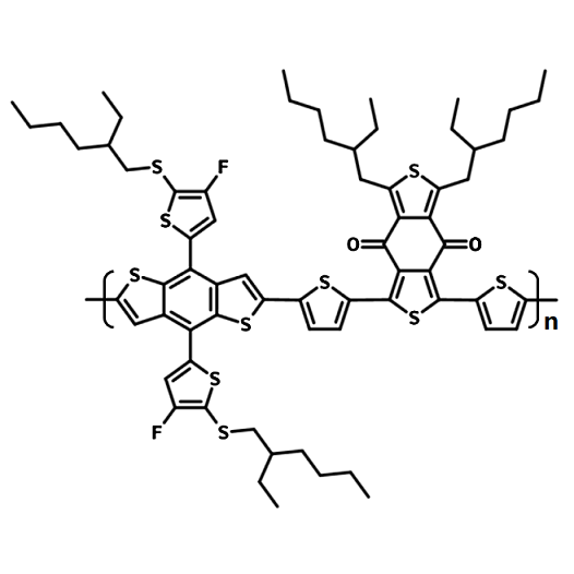 pbdb-t-sf chemical structure, pce13