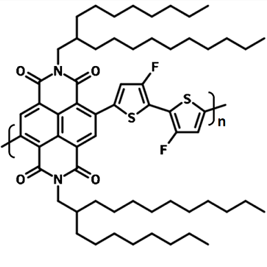 PNF222 (high-mobility n-type polymer)