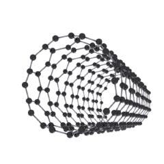 Single Walled Carbon Nanotube Chemical Structure