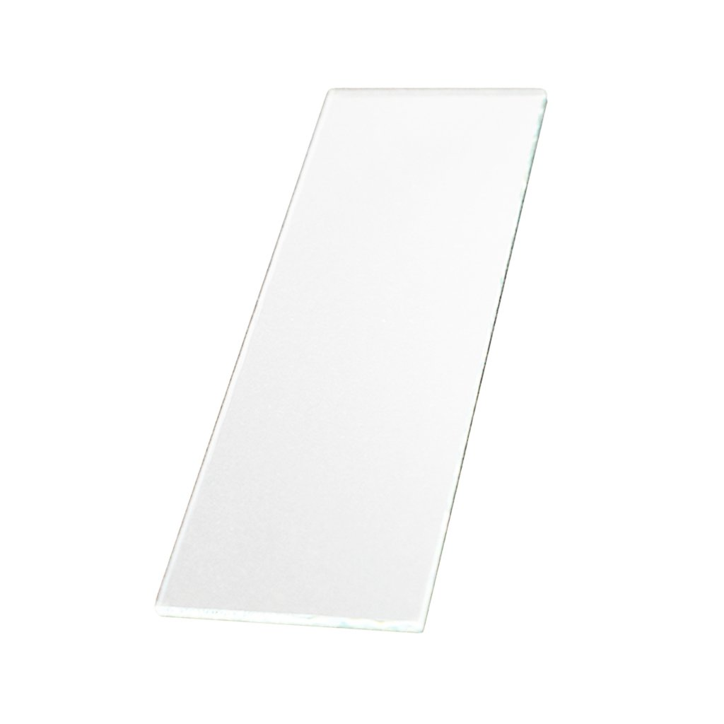 Quartz glass scale-up substrates 75x25mm