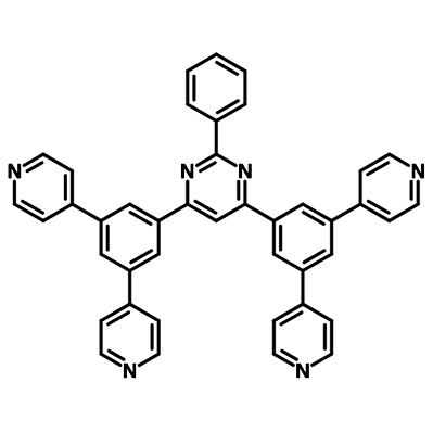 chemical structure of b4pyppm