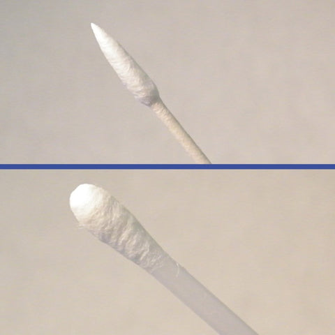 Cleanroom Swabs (substrate wiping)
