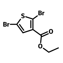 Ethyl 2,5-dibromothiophene-3-carboxylate