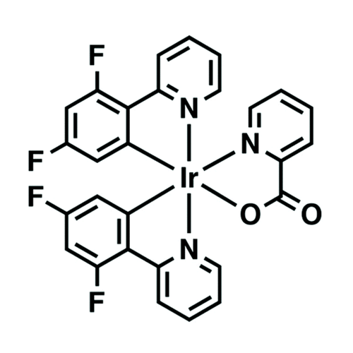 f2irpic-chemical structure
