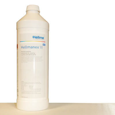 Hellmanex III for Critical Cleaning