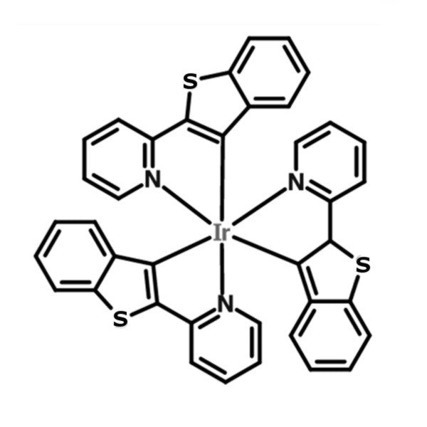 ir(btpy)3 chemical structure