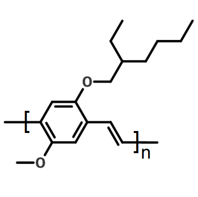 meh-ppv chemical structure