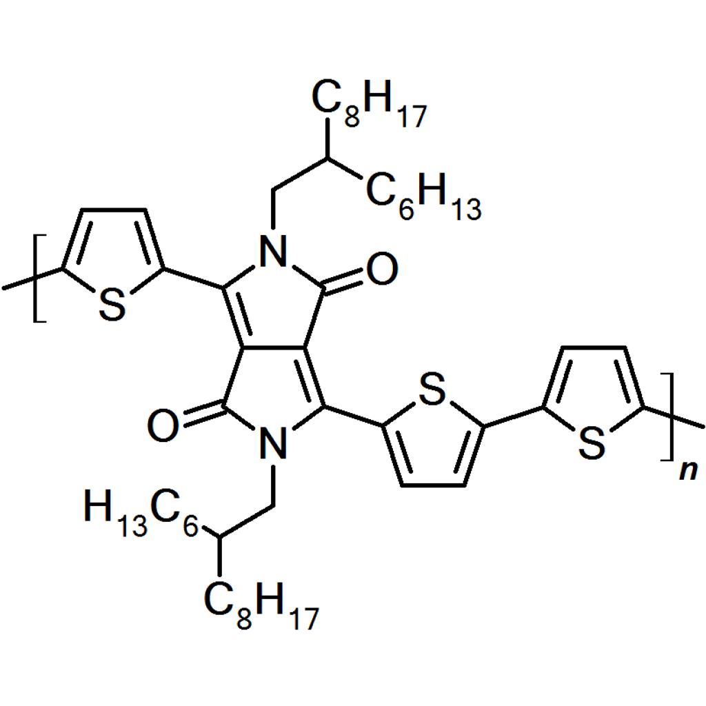 PDPP3T chemical structure