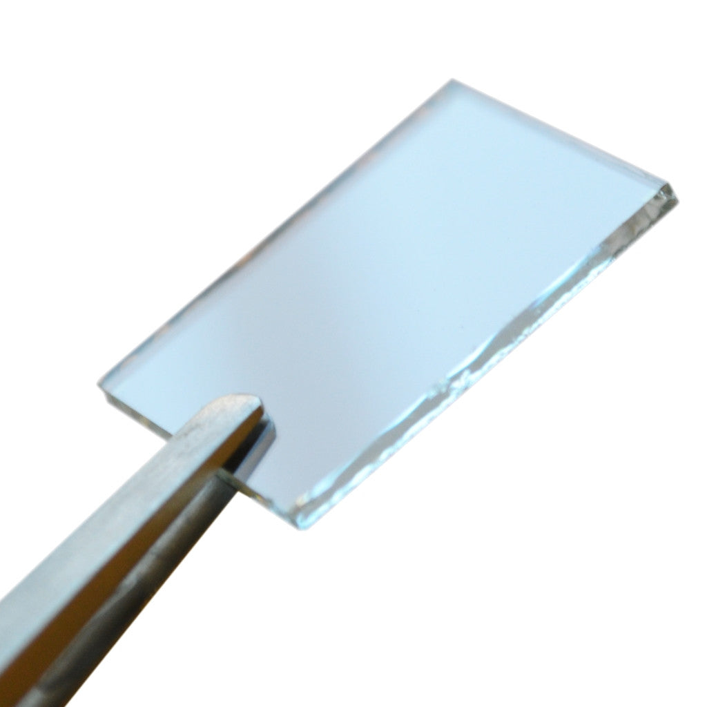 Ultra-flat synthetic quartz coated glass substrates