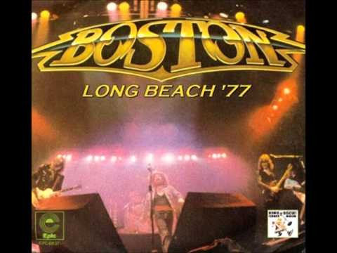 Boston - Live In Long Beach, March 16, 1977