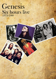 Genesis Six Hours Live 1972-1980 2DVD Set