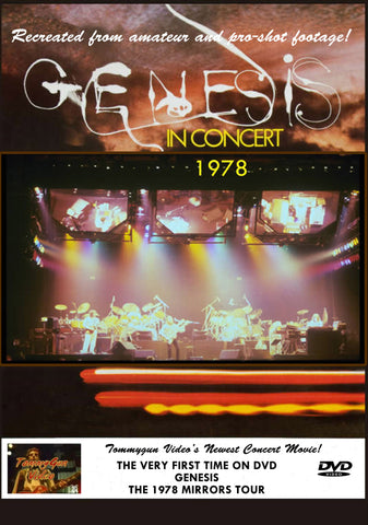 Genesis - The 1978 Mirrors Project 2Dvd Set