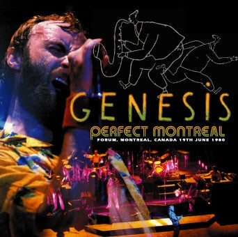 Genesis - Montreal Forum, June 19, 1980