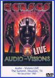 Kansas Live At The Houston Summit Dec. 9, 1980 DVD