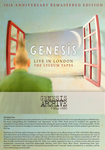 Genesis Live At The Lyceum In London 1980 2Cd Set