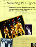 An Evening With Queen 1974-1976 2DVD Set