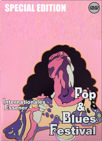 Internationales Essener Pop & Blues Fesitval October 11, 1969 DVD