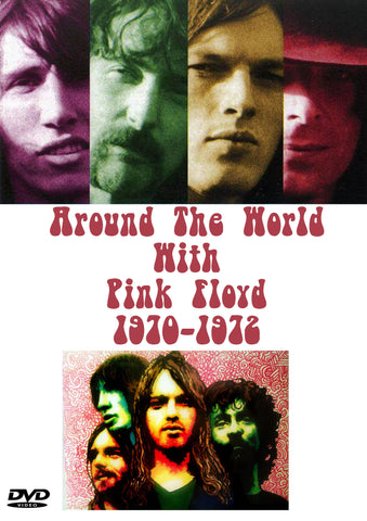 Around The World With Pink Floyd 1970-1972 2DVD Set