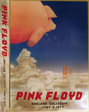 Pink Floyd Live in Oakland 1977 3-disc 2CD/DVD Set