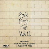 Pink Floyd The Wall Live at Earl's Court 1980 DVD