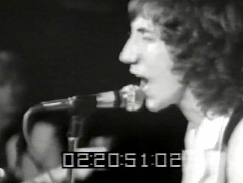 the who woodstock 1969
