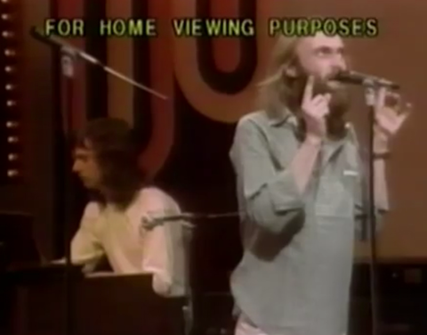 Genesis - Wot Video? LA Forum & Mike Douglas performances 1977 -  download