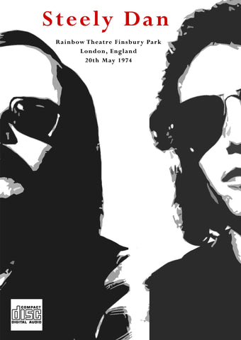 Steely Dan Live At The Rainbow May 20, 1974 2Cd Set